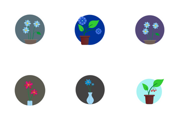 Flowers Vol 1 Icon Pack
