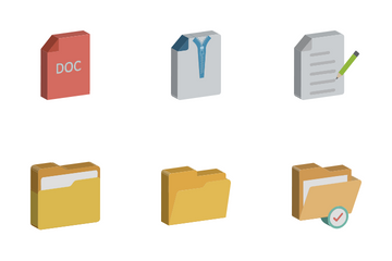 Folder 8 Icon Pack