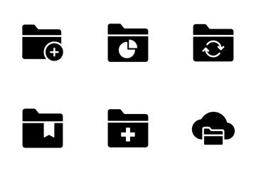 Folder Process Icon Pack