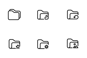Folders Icon Pack