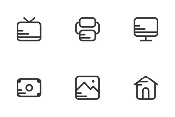 Fontania Icon Pack