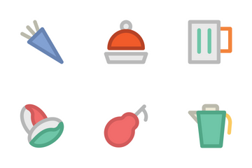 Food 1 Icon Pack