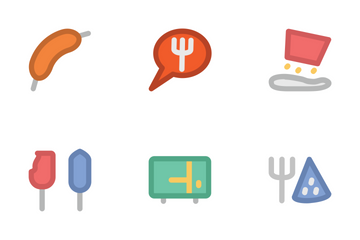 Food 2 Icon Pack