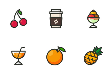 Food 3 Icon Pack