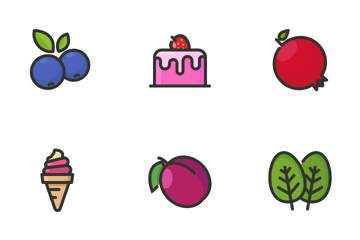 Food 4 Icon Pack
