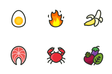 Food 5 Icon Pack