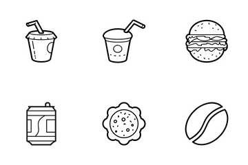 Food And Drink-1 Icon Pack