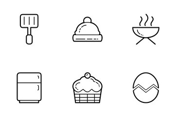 Food And Drink-3 Icon Pack