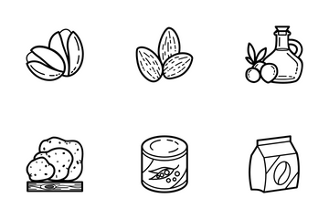 Food And Drink-4 Icon Pack