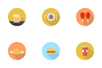 Food And Drink Icon Icon Pack