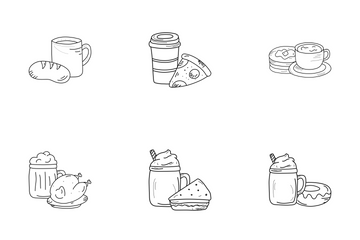 Food And Drink Pack 5 Icon Pack