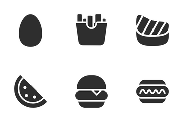 Food And Drink Vol 2 Icon Pack