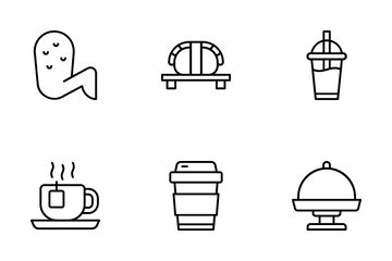 Food And Restaurant Icon Pack