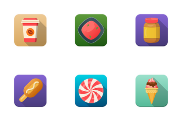 Food App Icons  Icon Pack