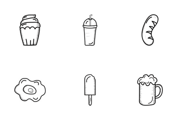 Food & Drink Icon Pack