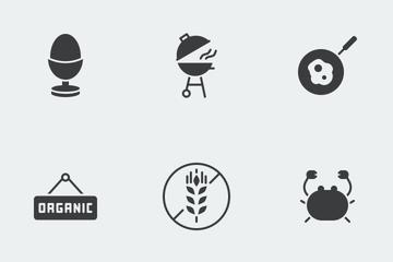 Food - Paleo Icon Pack