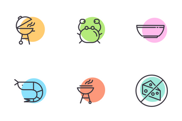 Food - Paleo Icon Pack