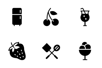 Food Vector Icons Icon Pack