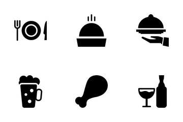 Food Vector Icons Pack Icon Pack