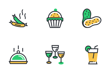 Food Vol 1 Icon Pack