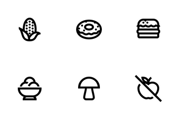 Food Vol 2 Icon Pack