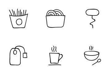 Food Vol 3 Icon Pack