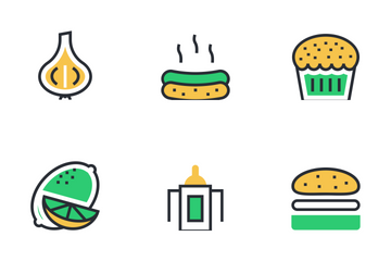 Food Vol 4 Icon Pack