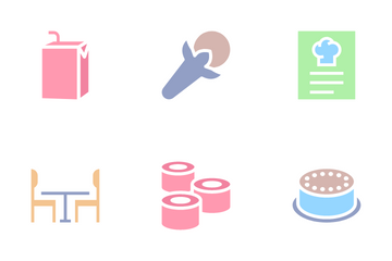 Food Vol 5 Icon Pack