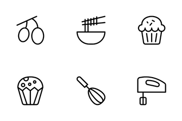 Foods Icon Pack