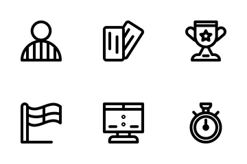 Football , Soccer Icon Pack