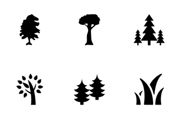Forest Icon Pack