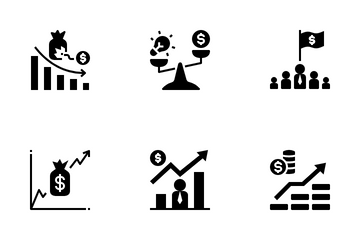Forex Trader Icon Pack