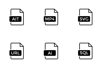 Format File Icon Pack