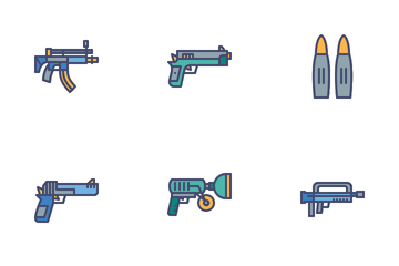 Fortnite Weapon Icon Pack