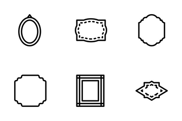 Frames Icon Pack