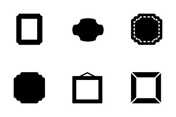 Frames Vol 2 Icon Pack