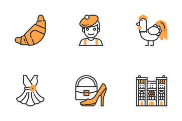 France Symbols  Icon Pack