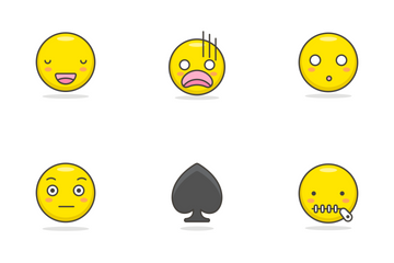 Free And Cute Emoji Icon Pack
