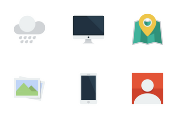 Free Flat Icons Icon Pack