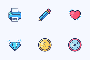 Free Iconhub Icon Pack