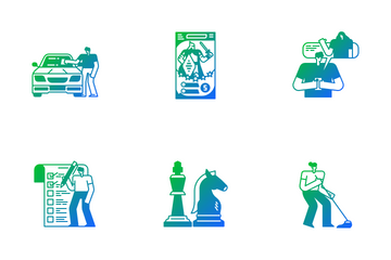 Free Time Icon Pack