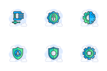 Fresh Security Icon Pack