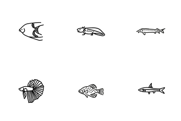 Freshwater Icon Pack