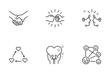 Friendship Icon Pack