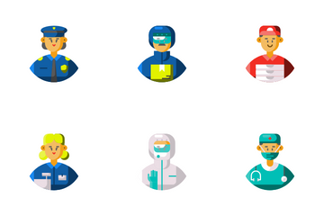 Frontliners Icon Pack