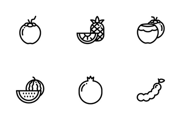 Fruit Icon Pack