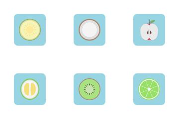 Fruit Icon Icon Pack