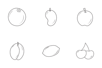 Fruits Vol 1 Icon Pack