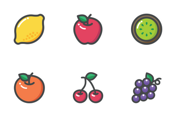 Fruity Icon Pack