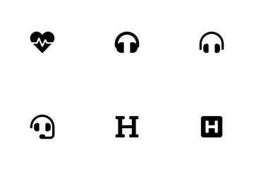 Function  Set 6 Icon Pack